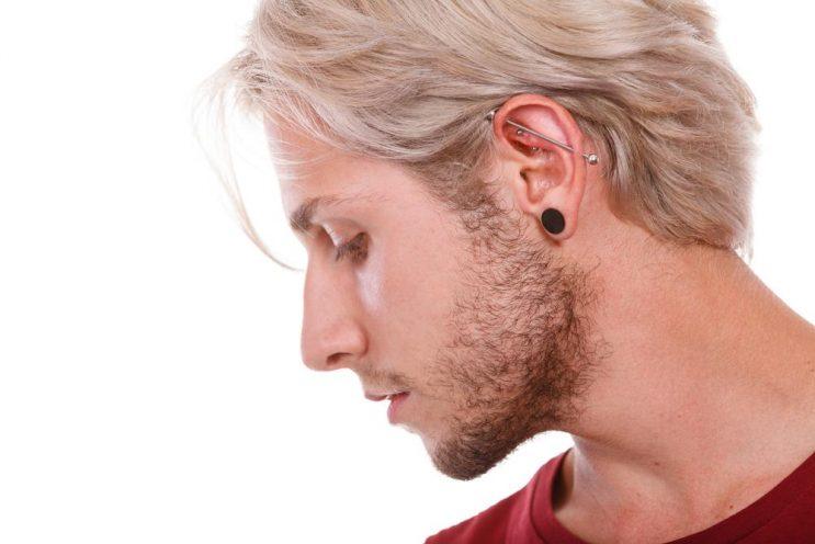 anti tragus piercing tragus earrings