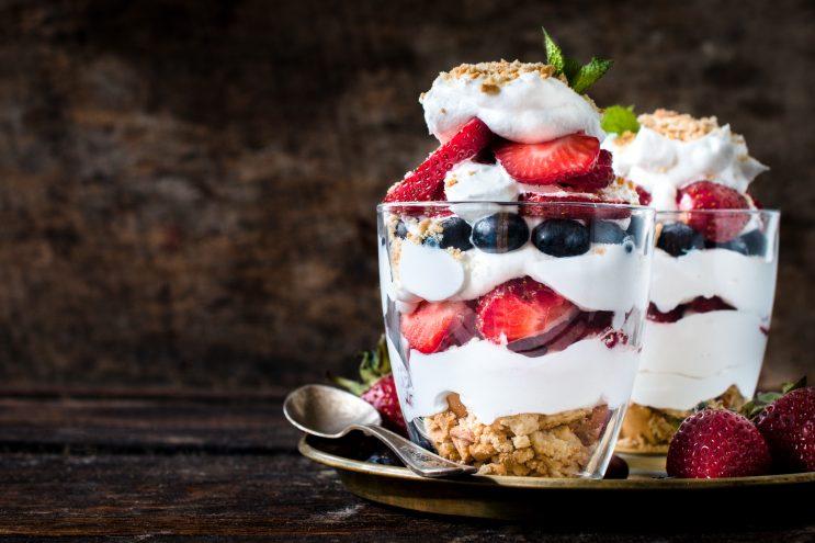 homemade laxative yogurt