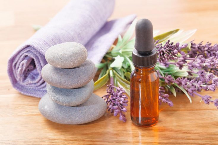 lavender oil for antifungal
