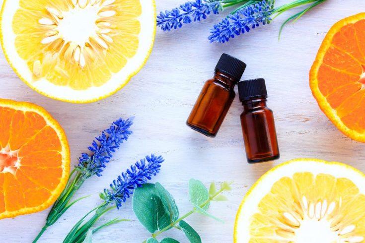 essential oils for antifungal