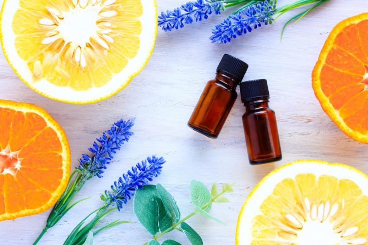 essential oils for antifungal