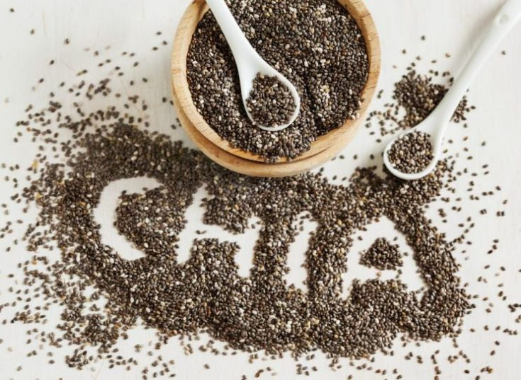 homemade laxative chia seeds