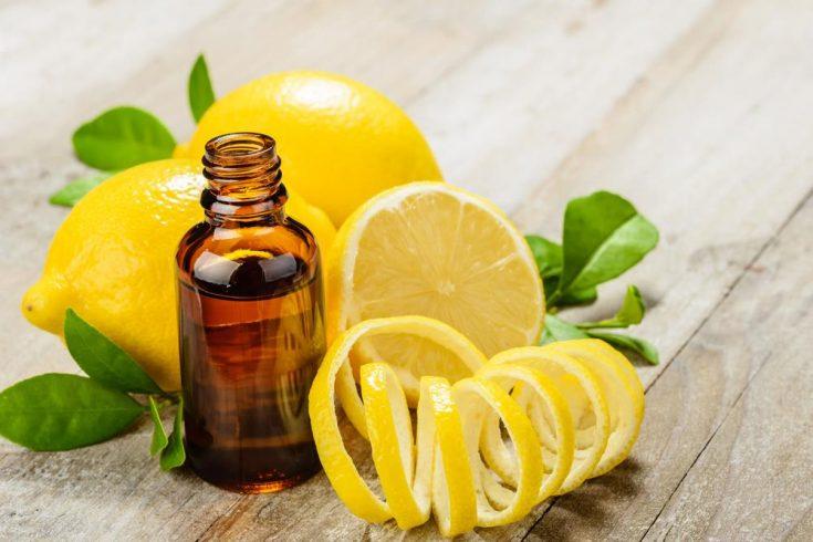 orange essential oils for nausea