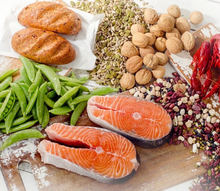 anti-dandruff diet