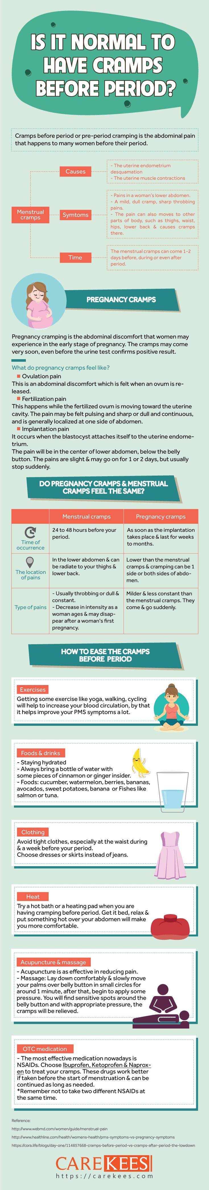 cramps-before-period