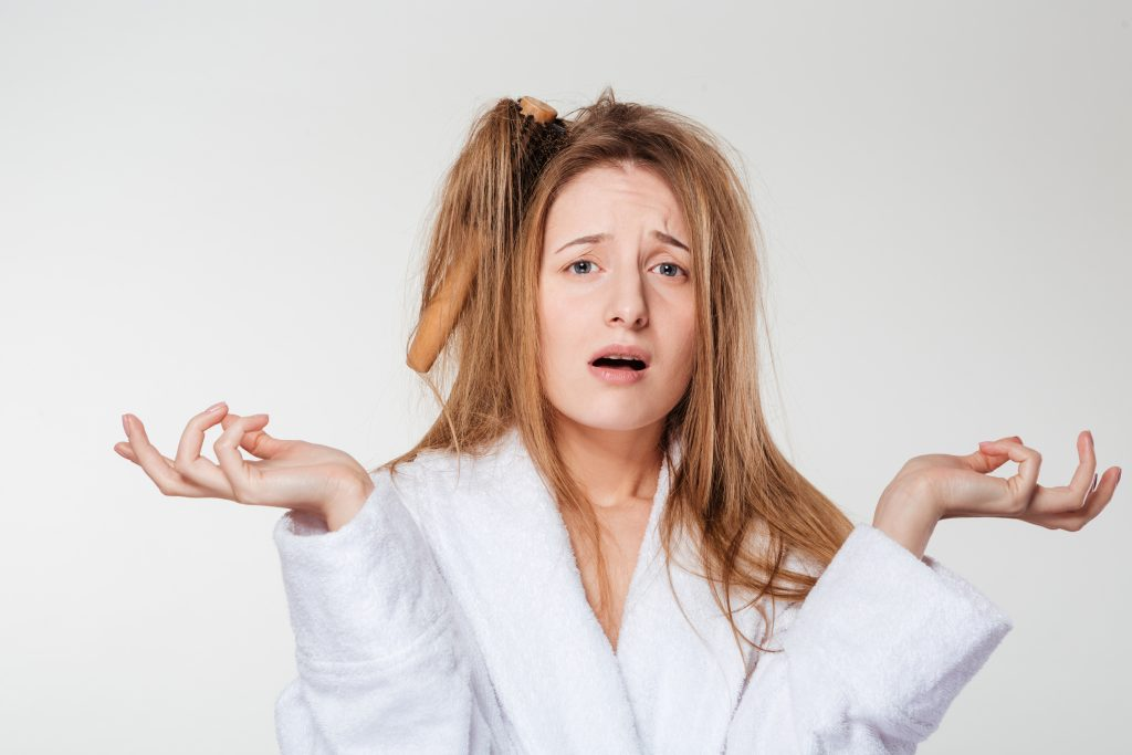 Why Is My Hair Greasy After I Shower?