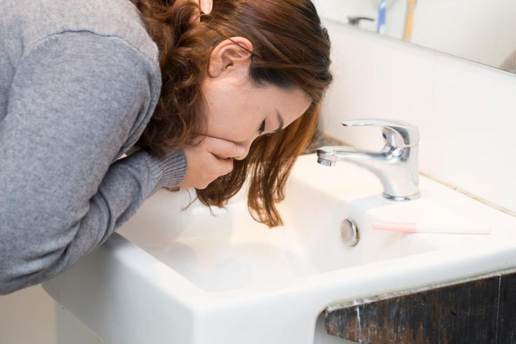 morning sickness causes nausea