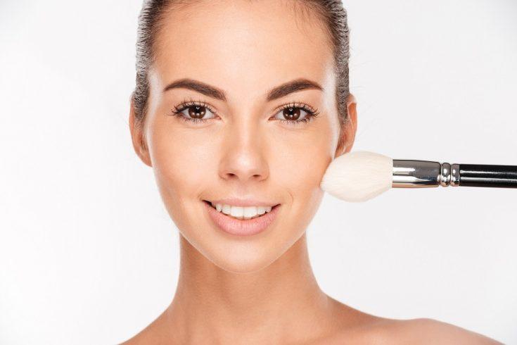 apply primer for textured skin