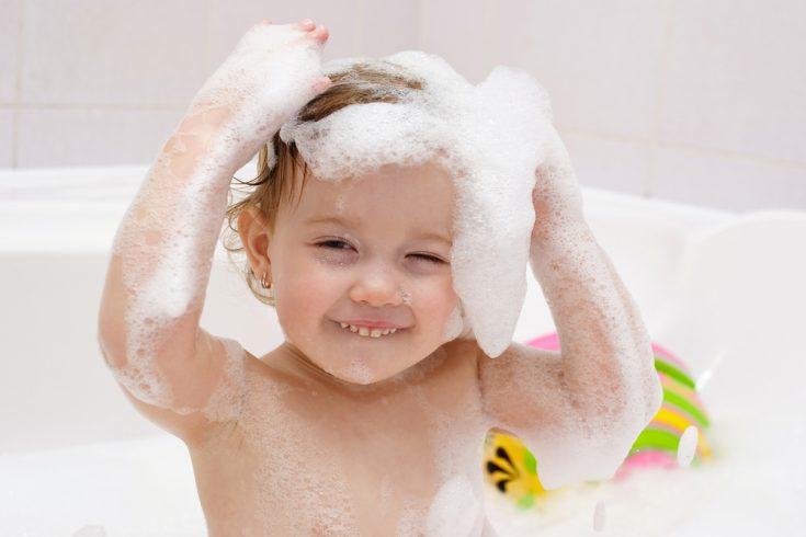 Head and Shoulders Safe for Kids