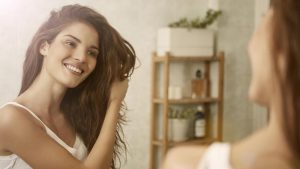 How To Keep Your Hair From Getting Greasy Overnight