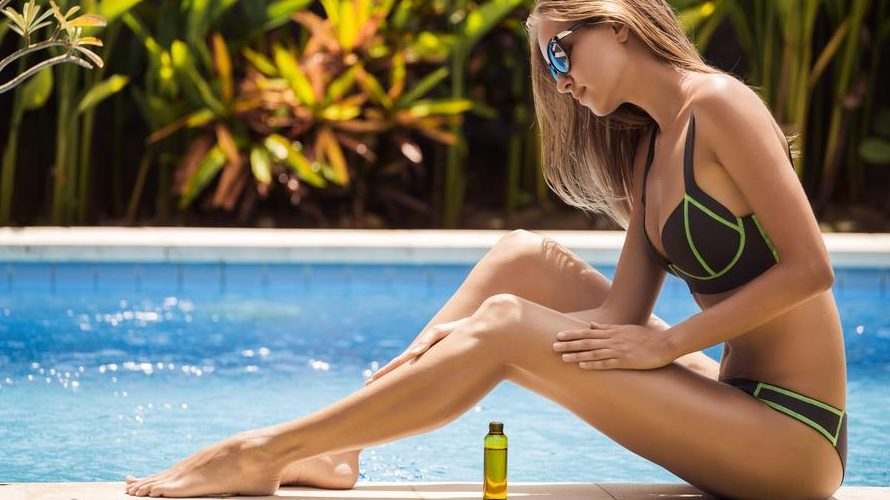 Find Out The Best Tanning Oil For An Ultimate Glowing Tan