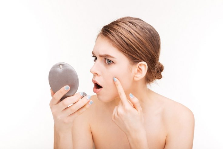 blackheads are unavoidable