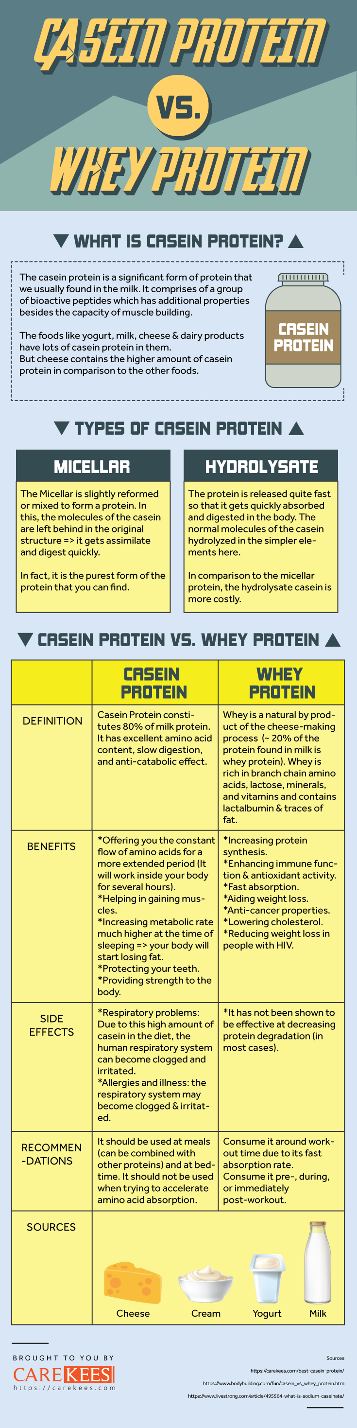 Find Out The Honest Reviews Of The Best Casein Protein Here