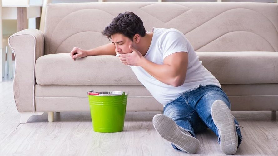 What Happens To Your Body When You Throw Up?
