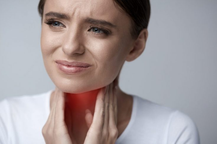 remove tonsils to avoid sore throat