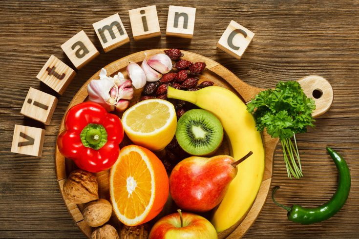 Increase the amount of vitamin C