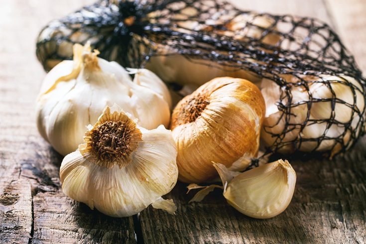 garlic can protect the liver
