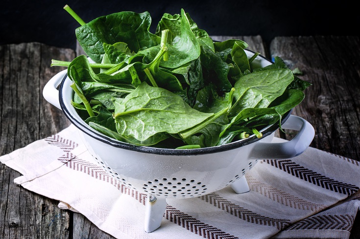 spinach is an excellent vegetable