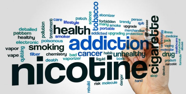 nicotine so addictive