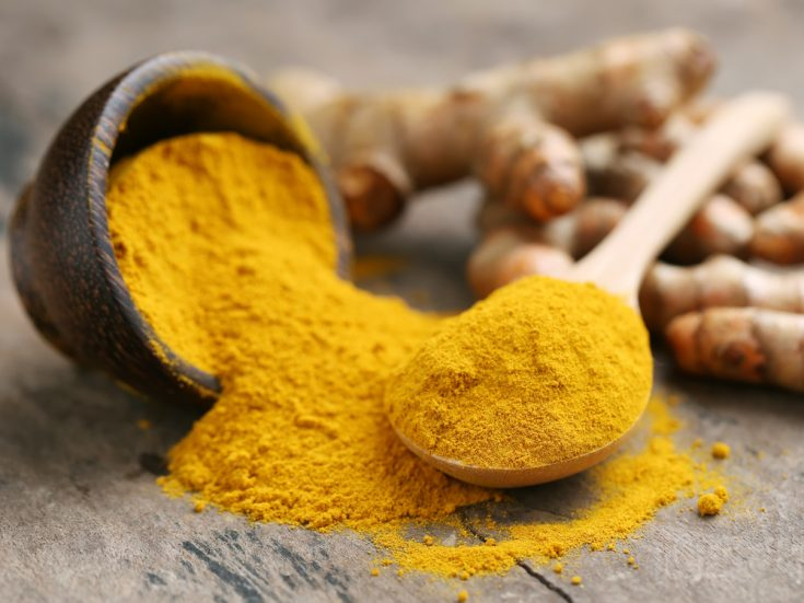 turmeric is said to be the best method of dehydrating and draining out the cystic acne