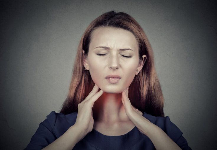 A useful method for diagnosis is the throat swab