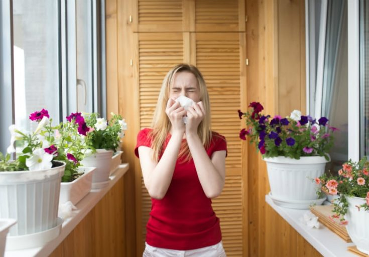 Sneezing is such a natural reaction of your body
