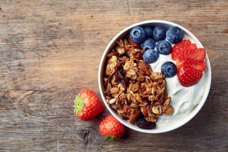 Yogurt enhances digestions