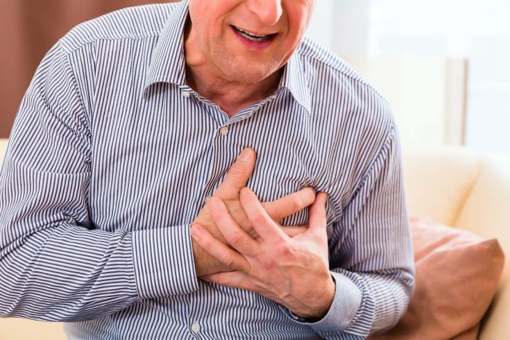 overuse of iron supplements causes heart failure
