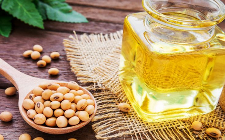 Soy oil is the runner-up in the competition of providing CLA