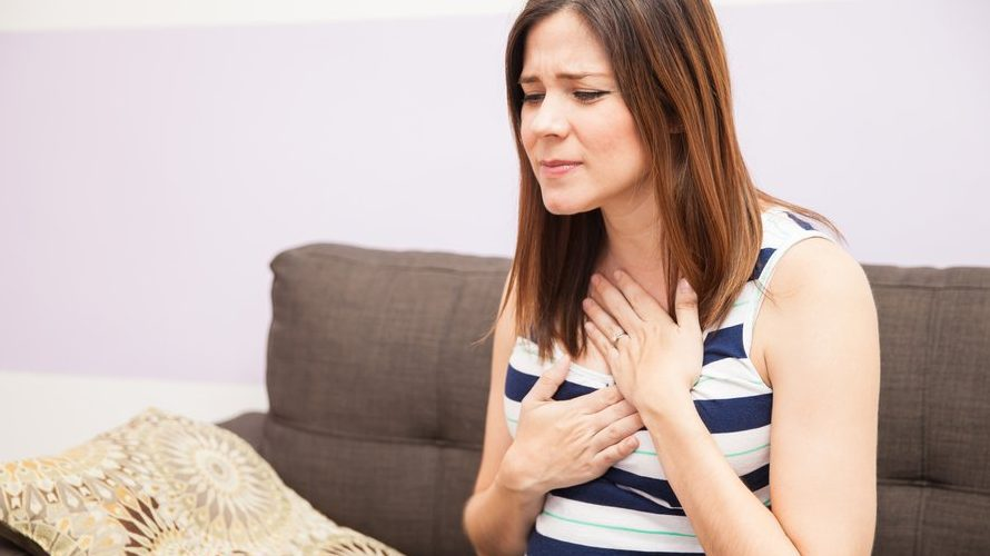 Does Throwing Up Help Your Heartburn?