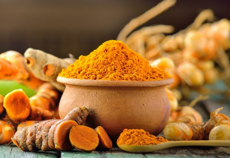 Turmeric is a healing power to get rid of Fordyce spots