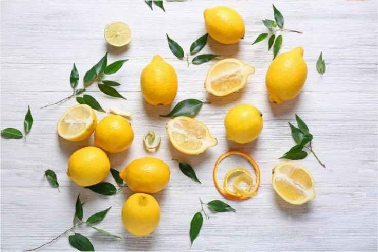 utilize lemon to get rid of Fordyce granules